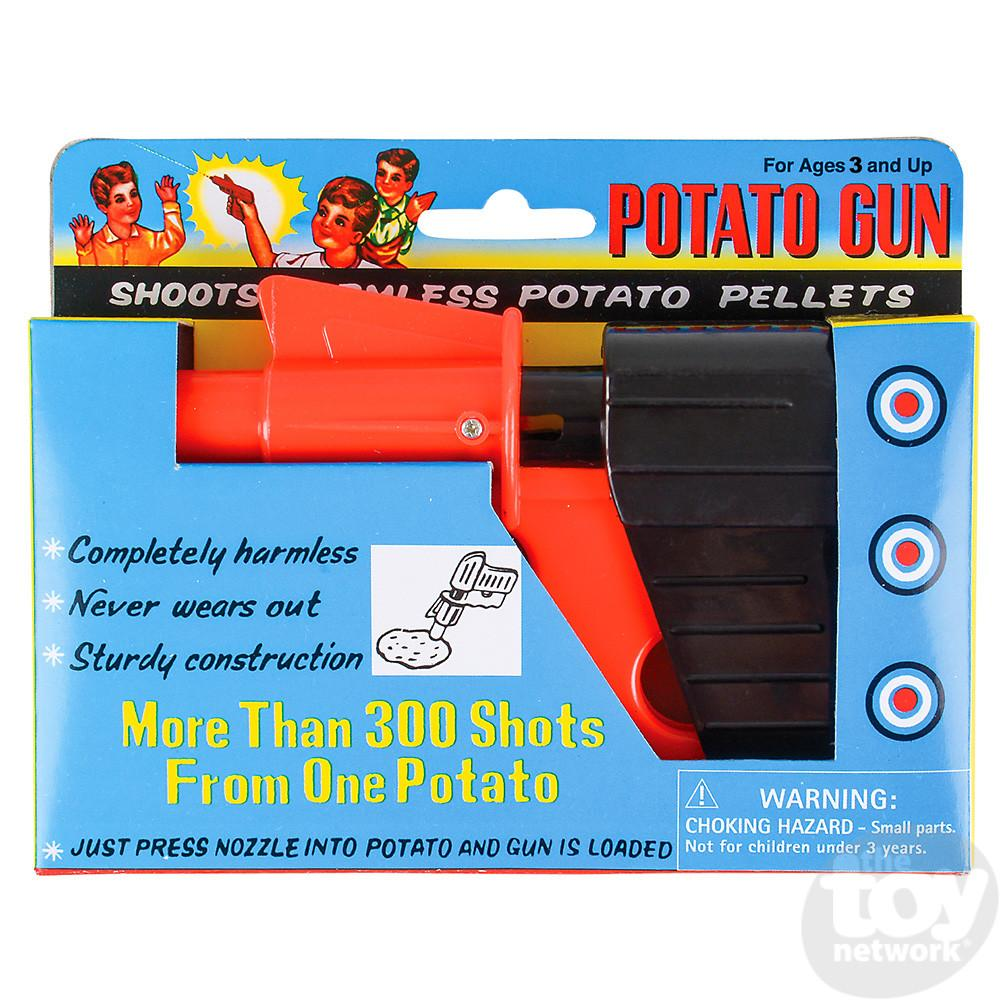 Potato Gun 6in