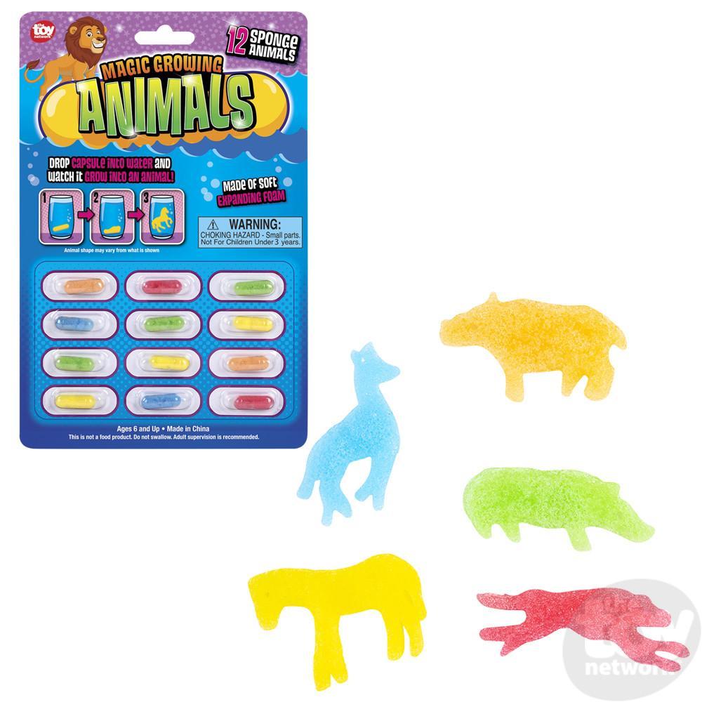 Magic Grow Capsules Animals