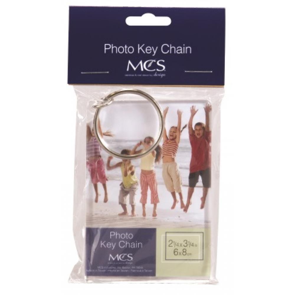 Keychain Frame Acrylic 2.2x3.2
