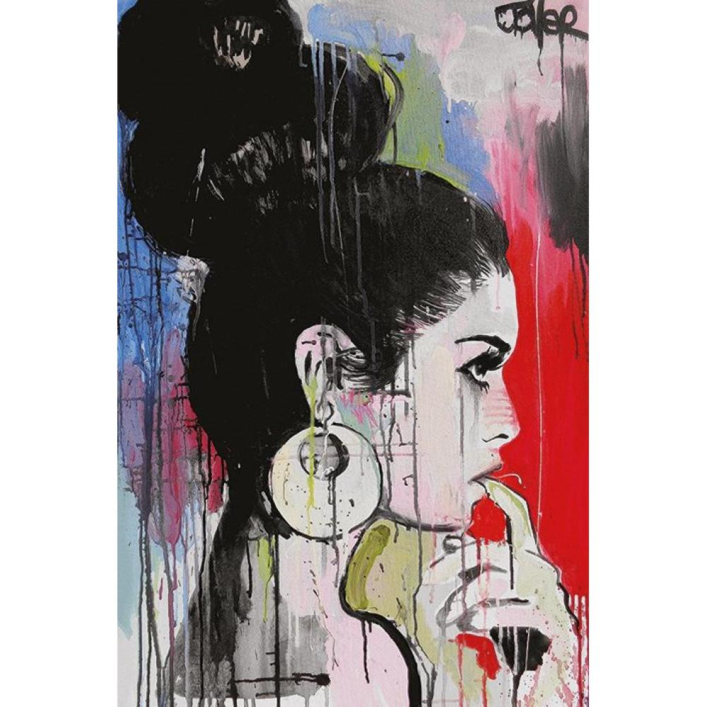Jover Planets 24inx36in Poster