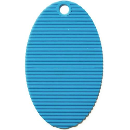 Pot Holder Hot Grip Silicone Blue