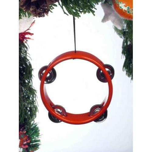 Ornament Tambourine