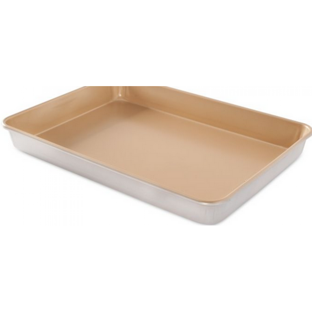 Nonstick Naturals High Sided Sheet Cake Pan