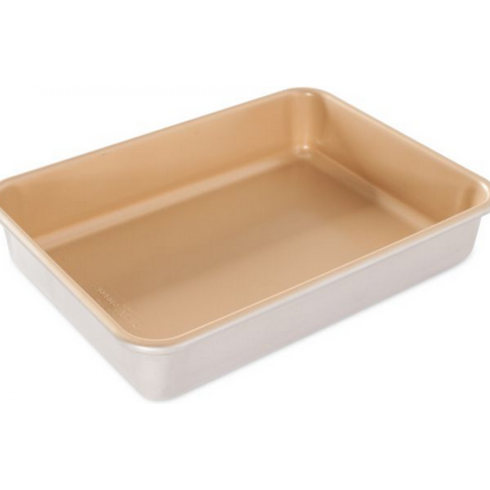 Nonstick Naturals 9in  x 13in Rectangular Cake Pan