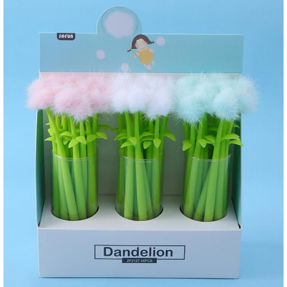 Pen Gel Dandelion