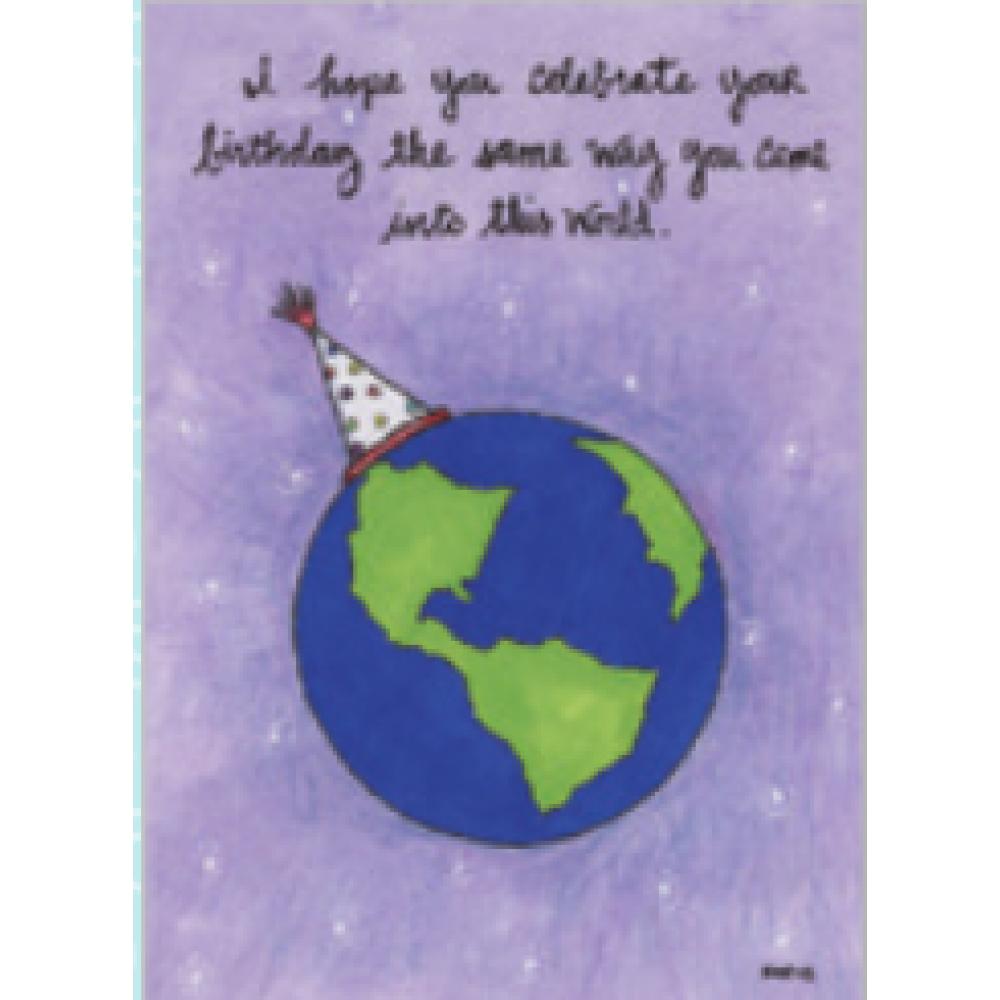 Birthday - Celebrate The Same Way
