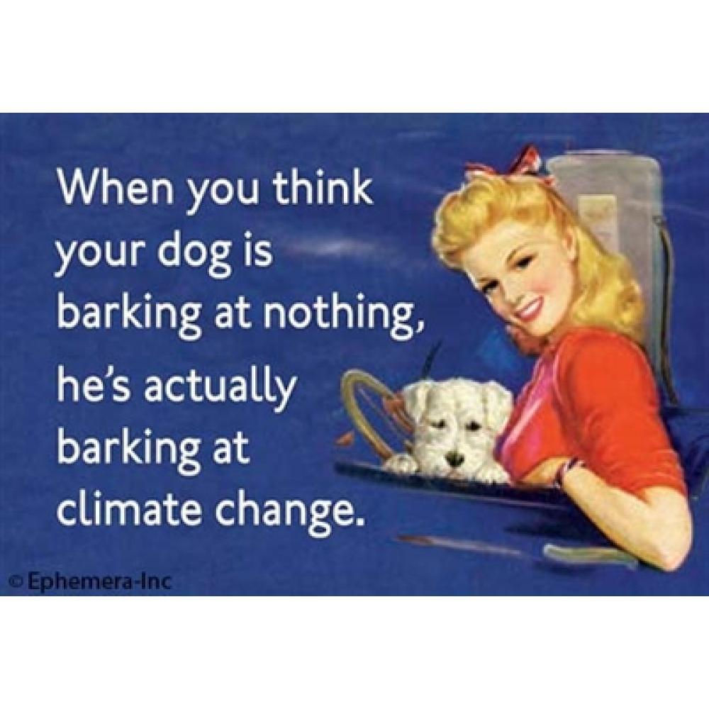 Magnet - Barking at Climate Change