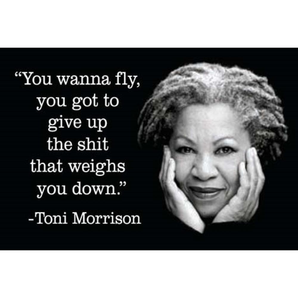 Magnet - Toni Morrison