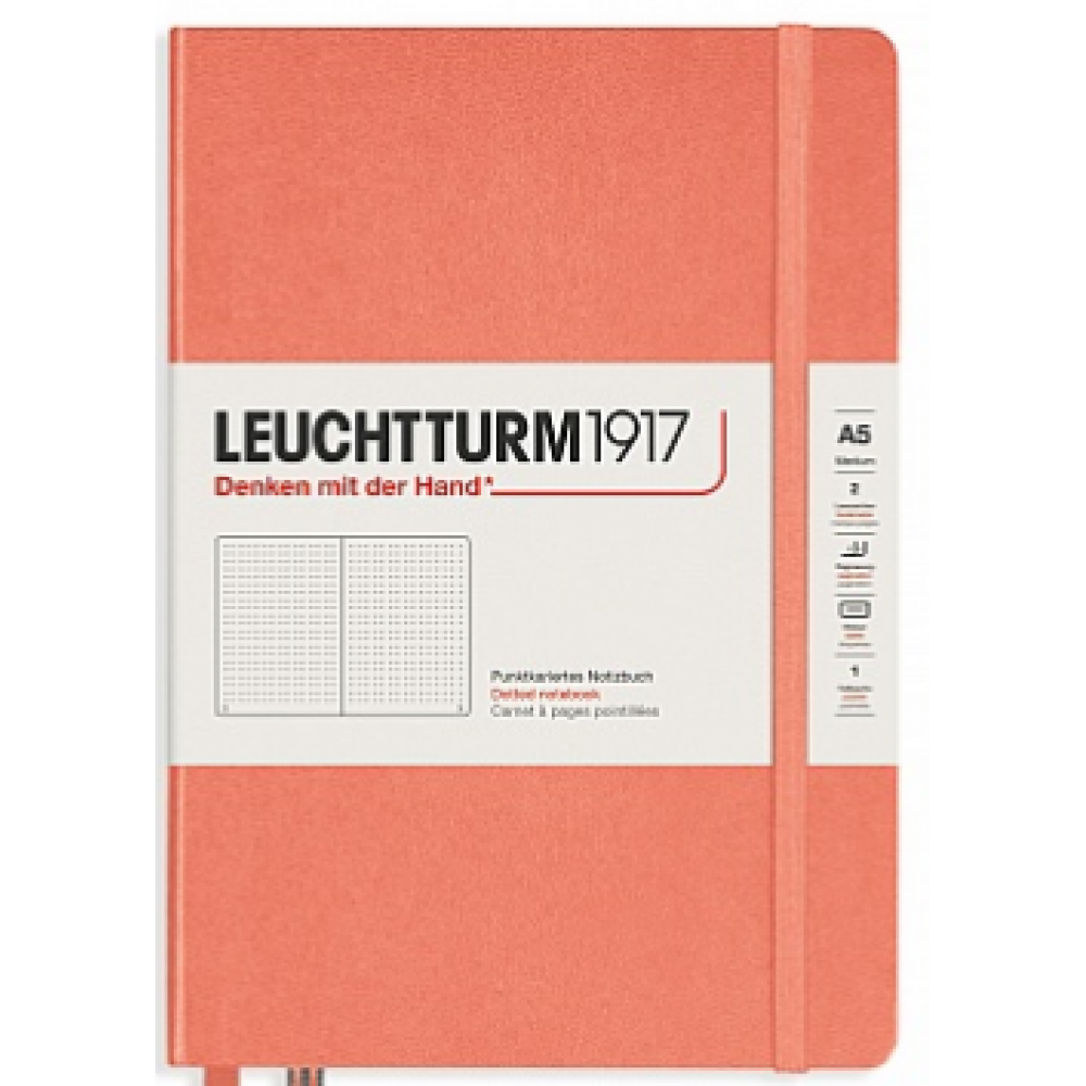 Notebook - Medium - Bellini - Dotted