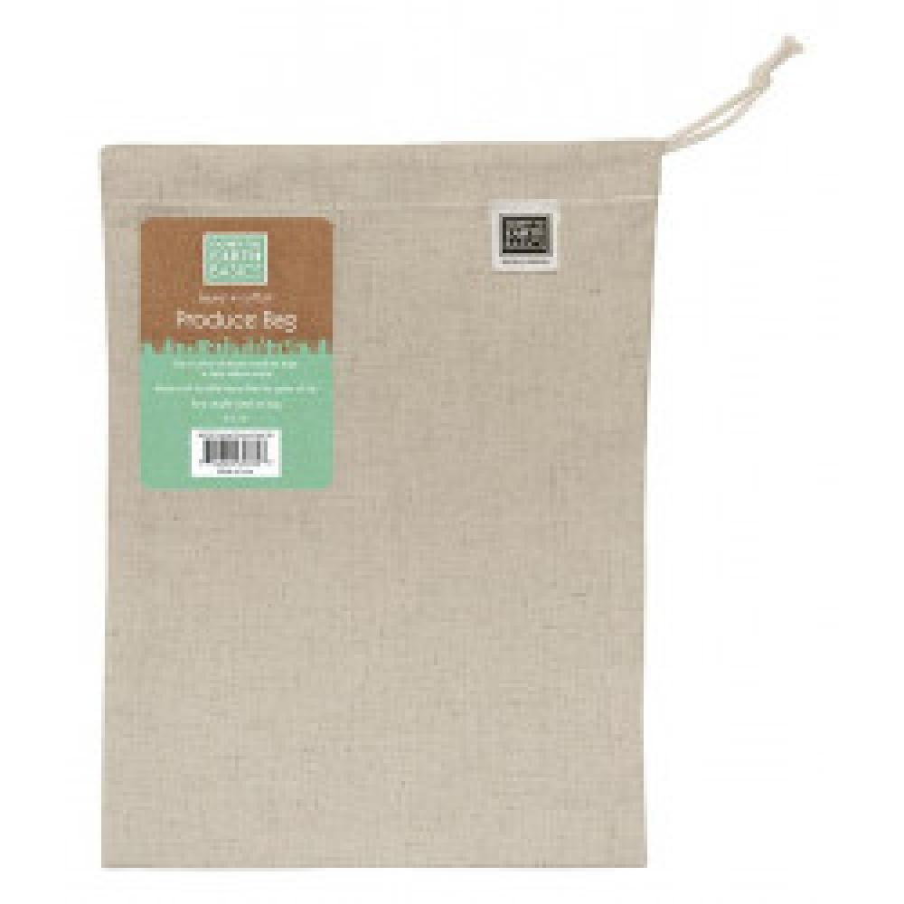 Hemp and Cotton Produce Bags Small 9in x 12in