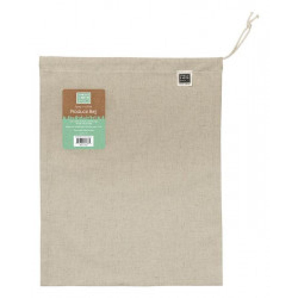 Hemp and Cotton Produce Bags Large 13.5in x 17in Pack of 12