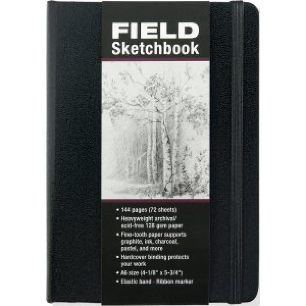Drawing Supplies Sketch Book for Field Work