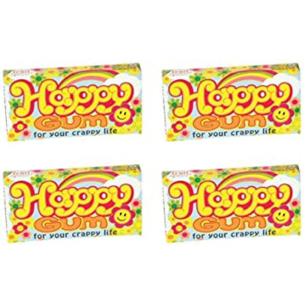 Novelty Gum - Happy Gum