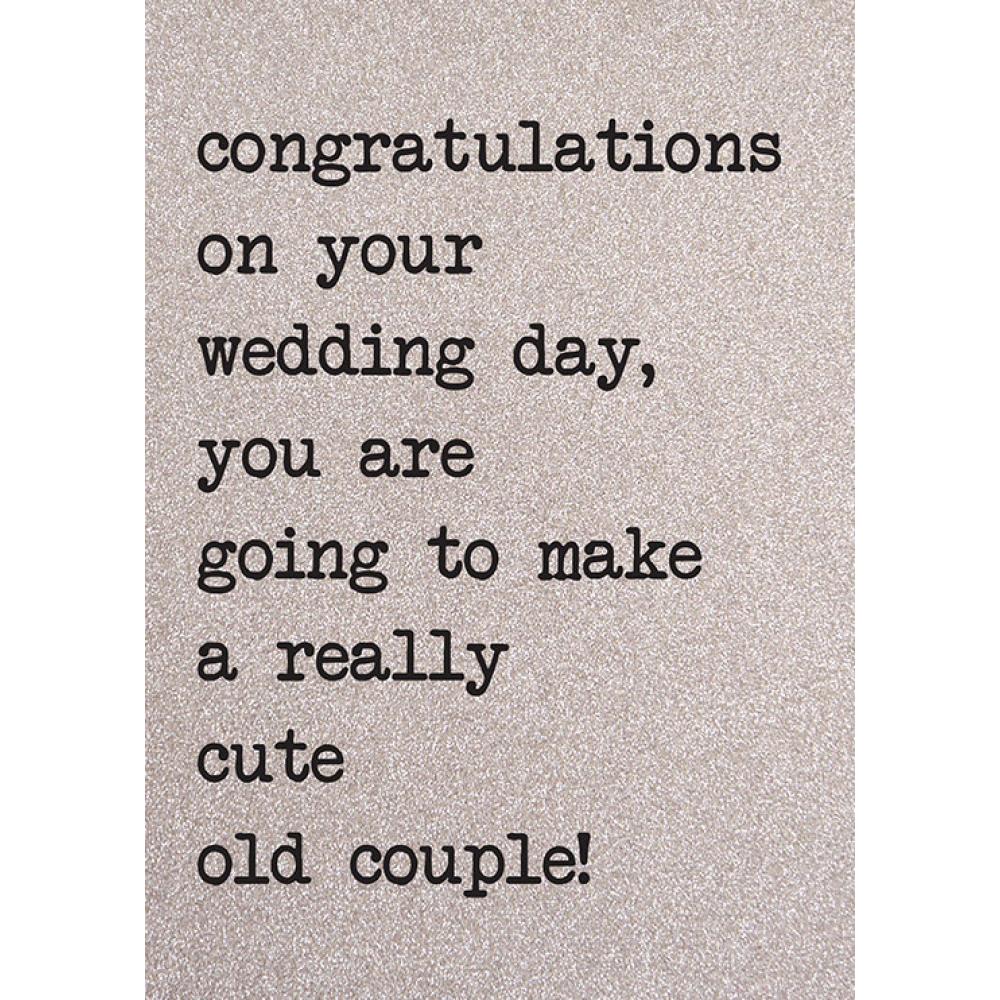 Wedding - Old Wedding Count Stars