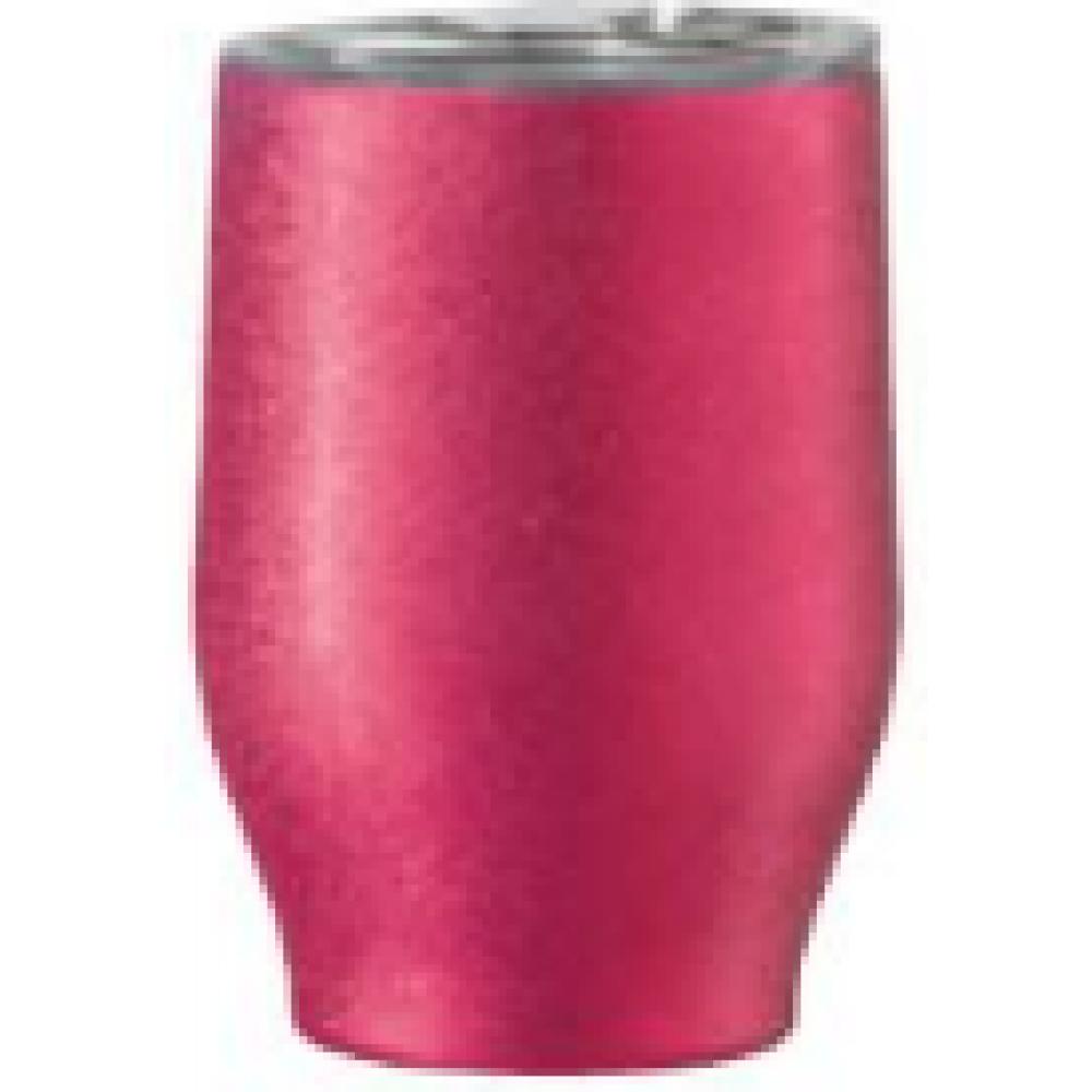 Vacuum Insulated Wine Tumbler 12oz Magenta Frost