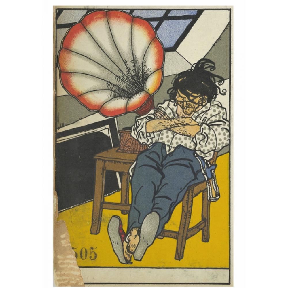 PostCard - Beethoven Enthusiast