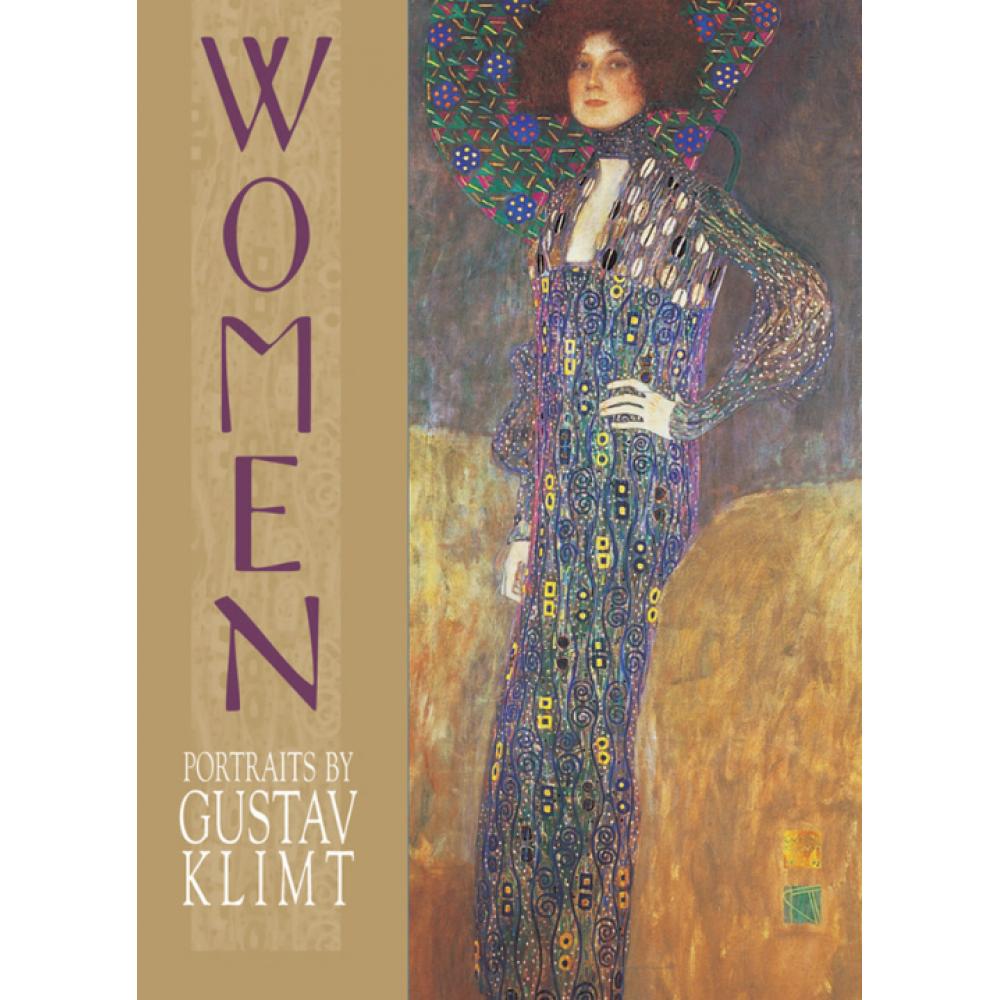 Boxed Cards - Gustav Klimt - Women