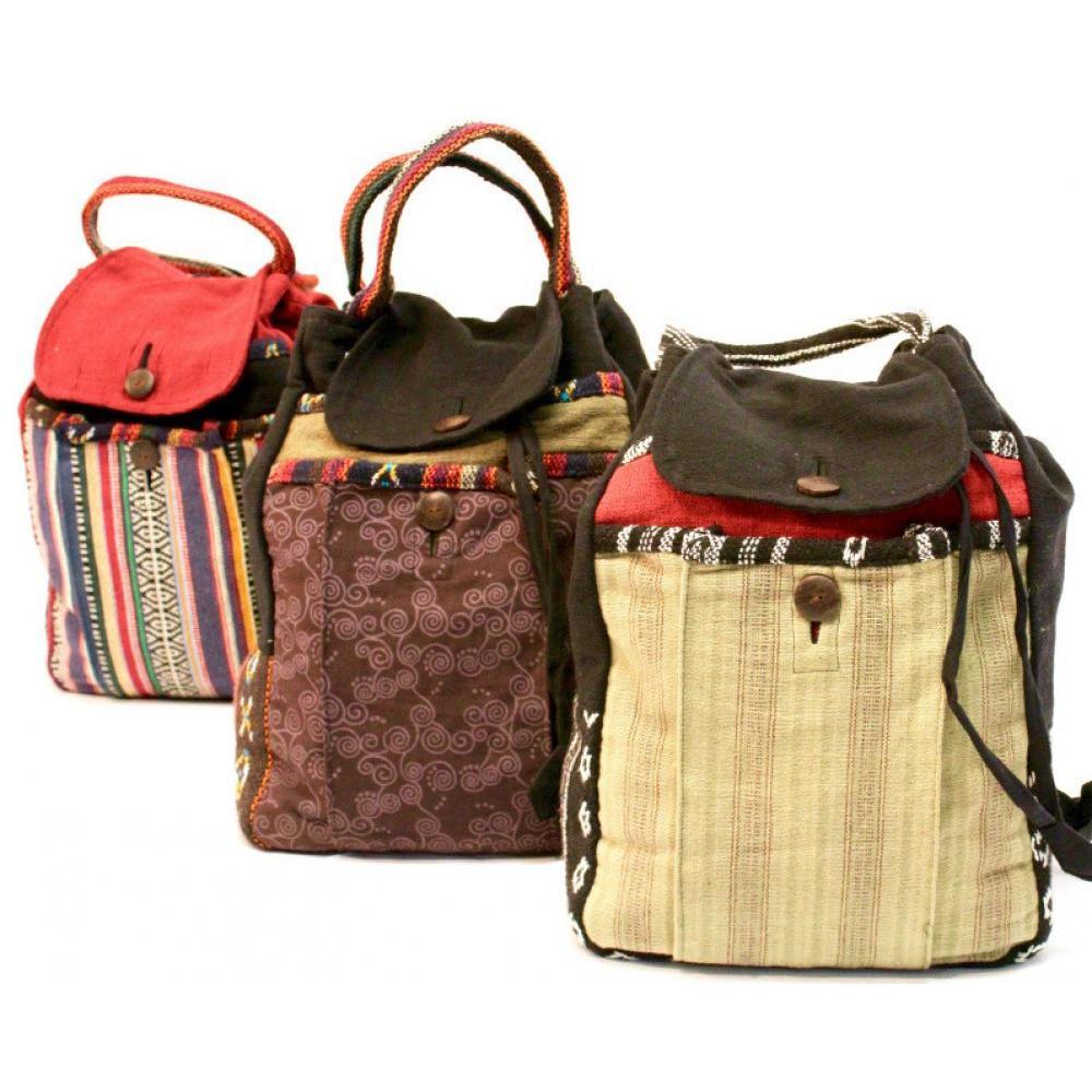 Sahara Backpack - Purple