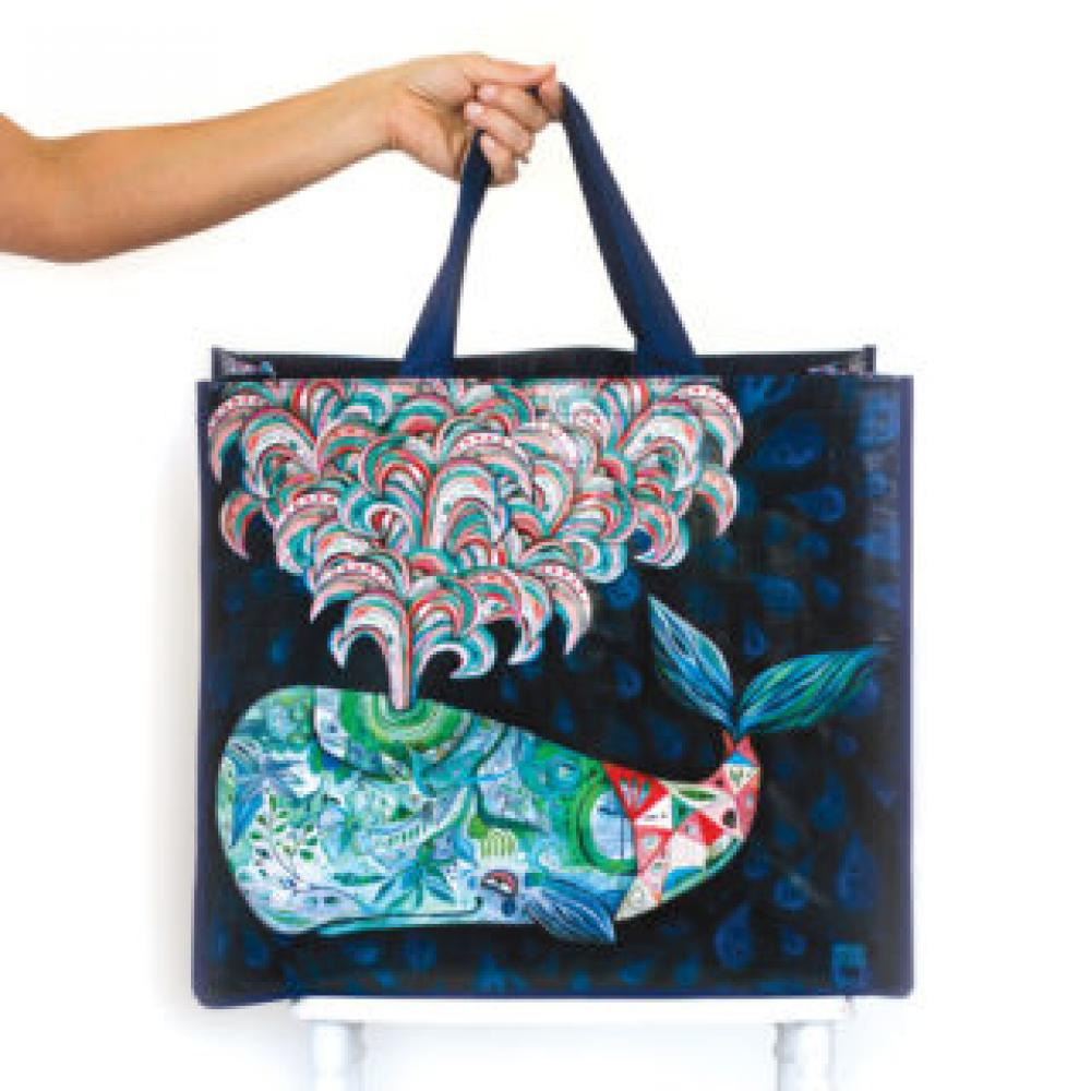 Whale Shopper Bag (Free Show Special)