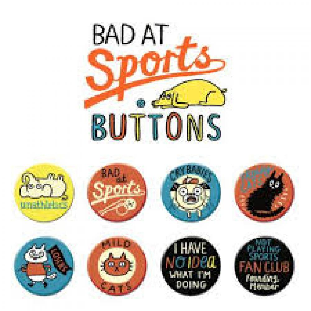Button Box - Bad At Sports