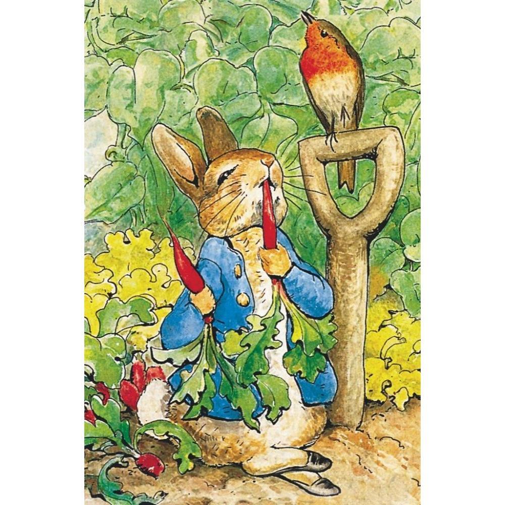 Beatrix Potter Mini Puzzle 20 Piece Peter Rabbit