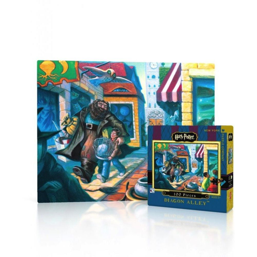Harry Potter Puzzle 500 Piece Diagon Alley