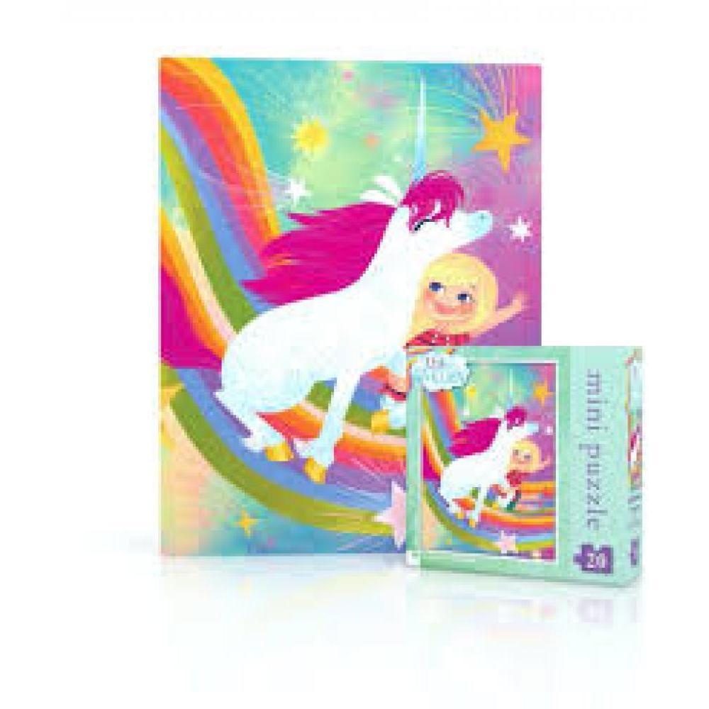 Uni The Unicorn Mini Puzzle 20 Piece Friends Forever