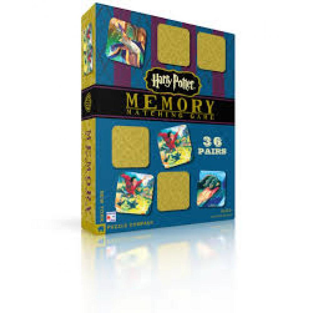 Harry Potter Game Memory Match 36 Pairs