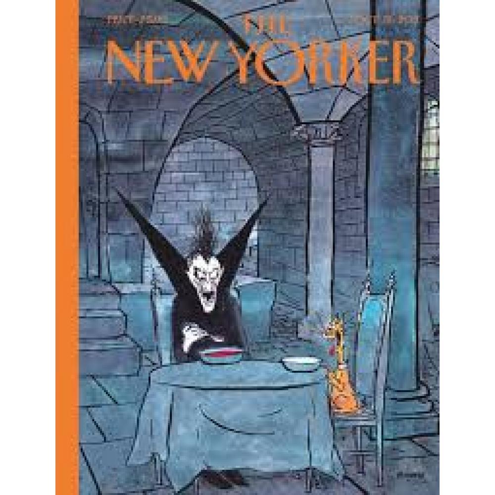 New Yorker Mini Puzzle 100 Piece Diner A Deux