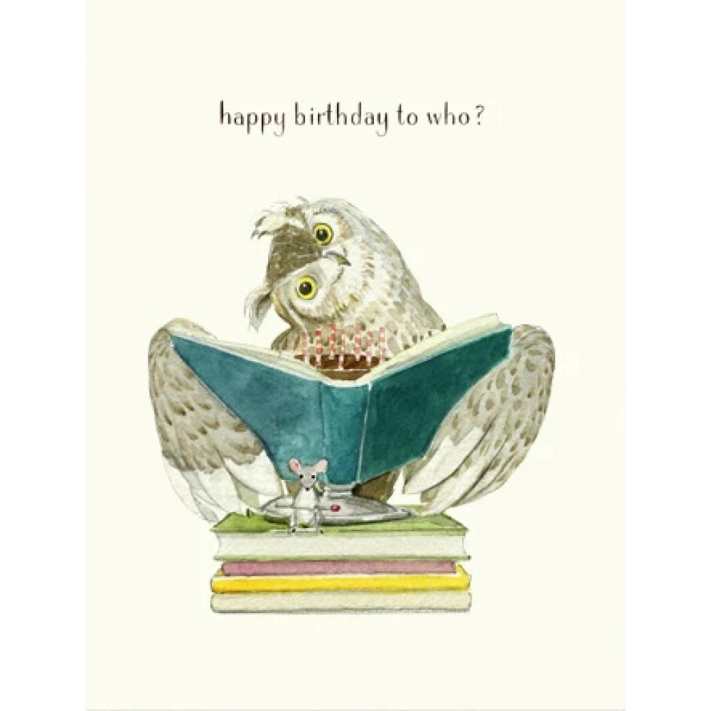 Birthday - Who