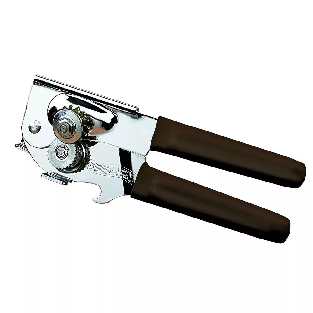 Swing-A-Way Portable Can Opener Black Handle