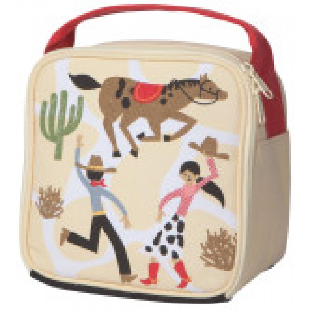 Lunch Bag Rootin Tootin
