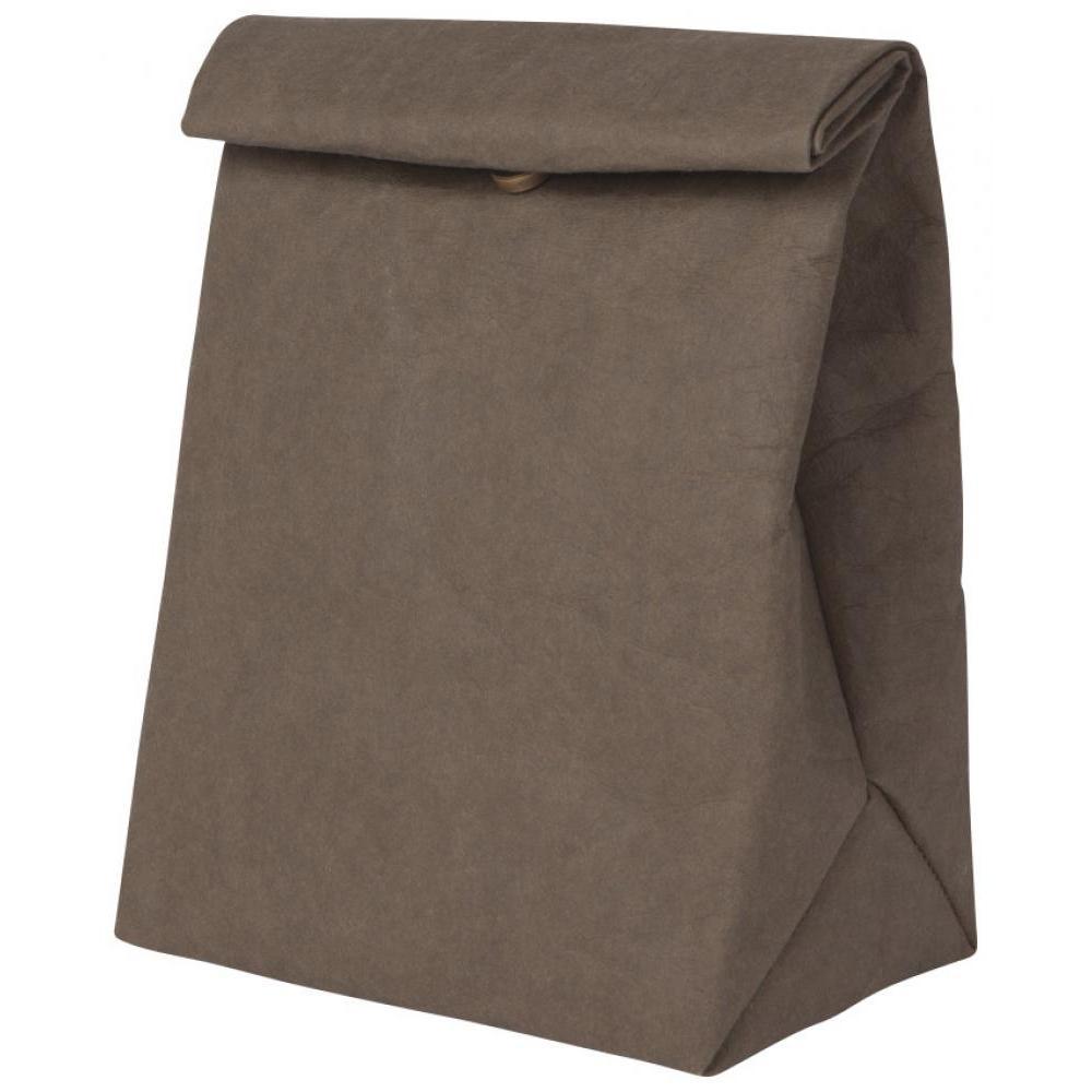 Lunch Bag Paper Olive
