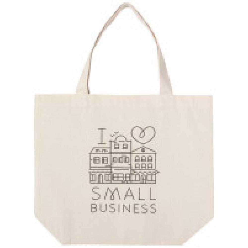 Small Bag Tote Small Business