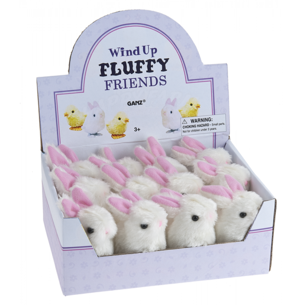 Wind Up Easter Bunnies