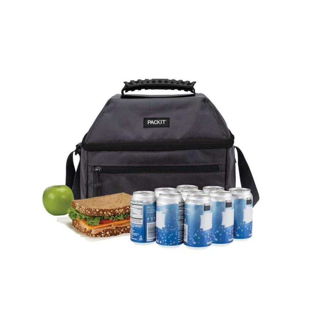 Lunchbag - Utility 18 Can Cooler - Charcoal
