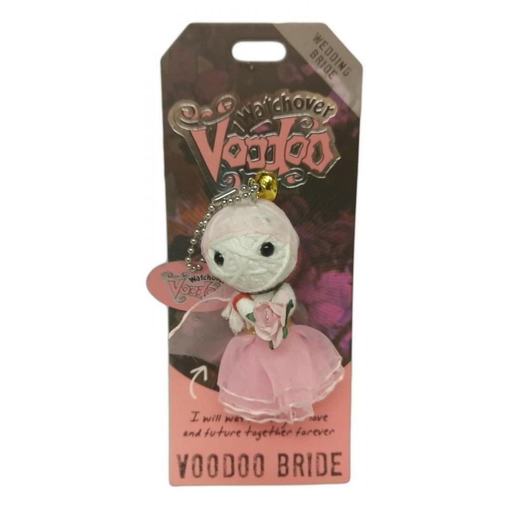 #66 Watchover Voo Doo Doll Voodoo Bride