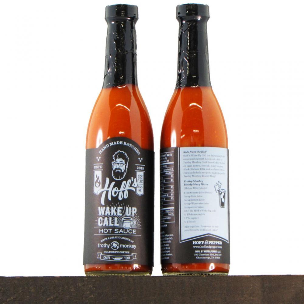Hoff Sauce - Wake up Call