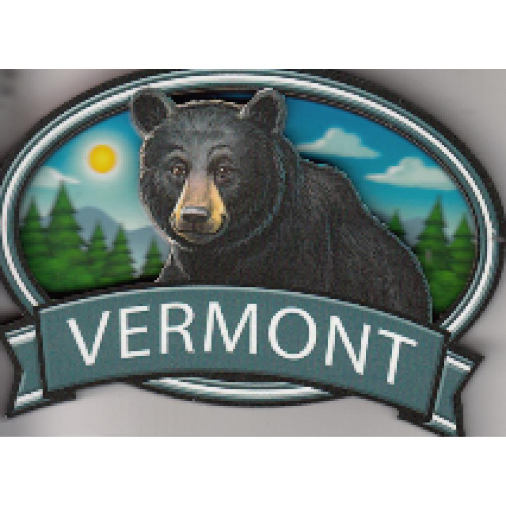 Magnet - Artwood Bear