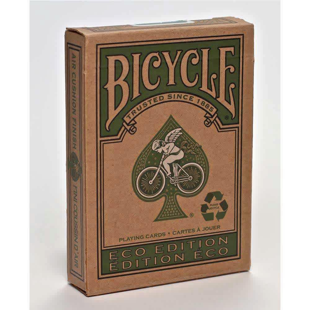 Playing Cards Bicycle Eco Edition