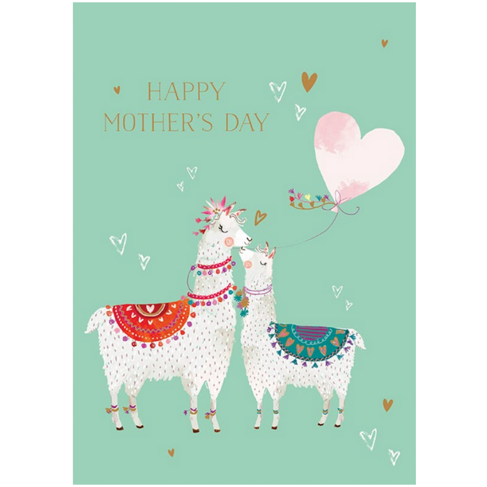 Mothers Day - Llama