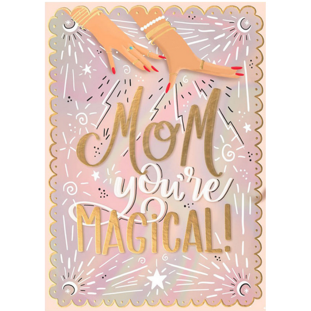 Mothers Day - Magic Mom