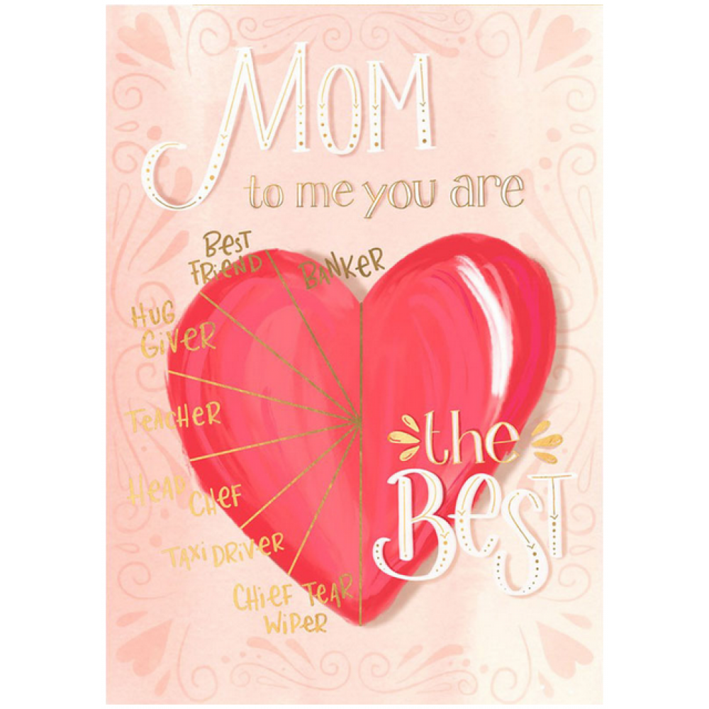Mothers Day - Mom Best