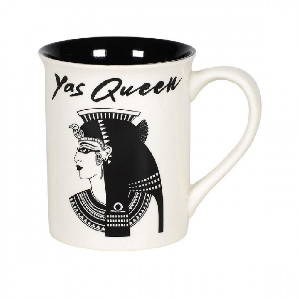 Mug - Our Name is Mud Queen Cleopatra