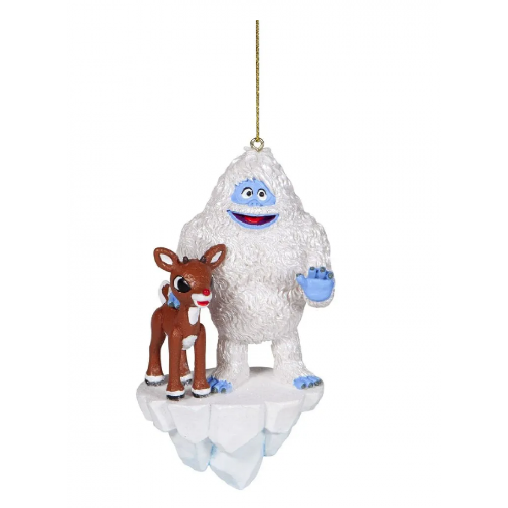 Ornament - Rudolph and Bumble