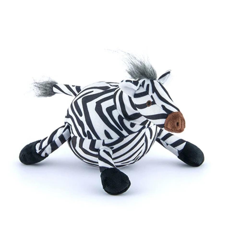 Pet Toy Plush Safari Zebra