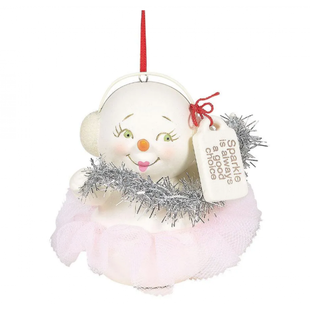 Ornament - Snowpinions - Sparkle is Always