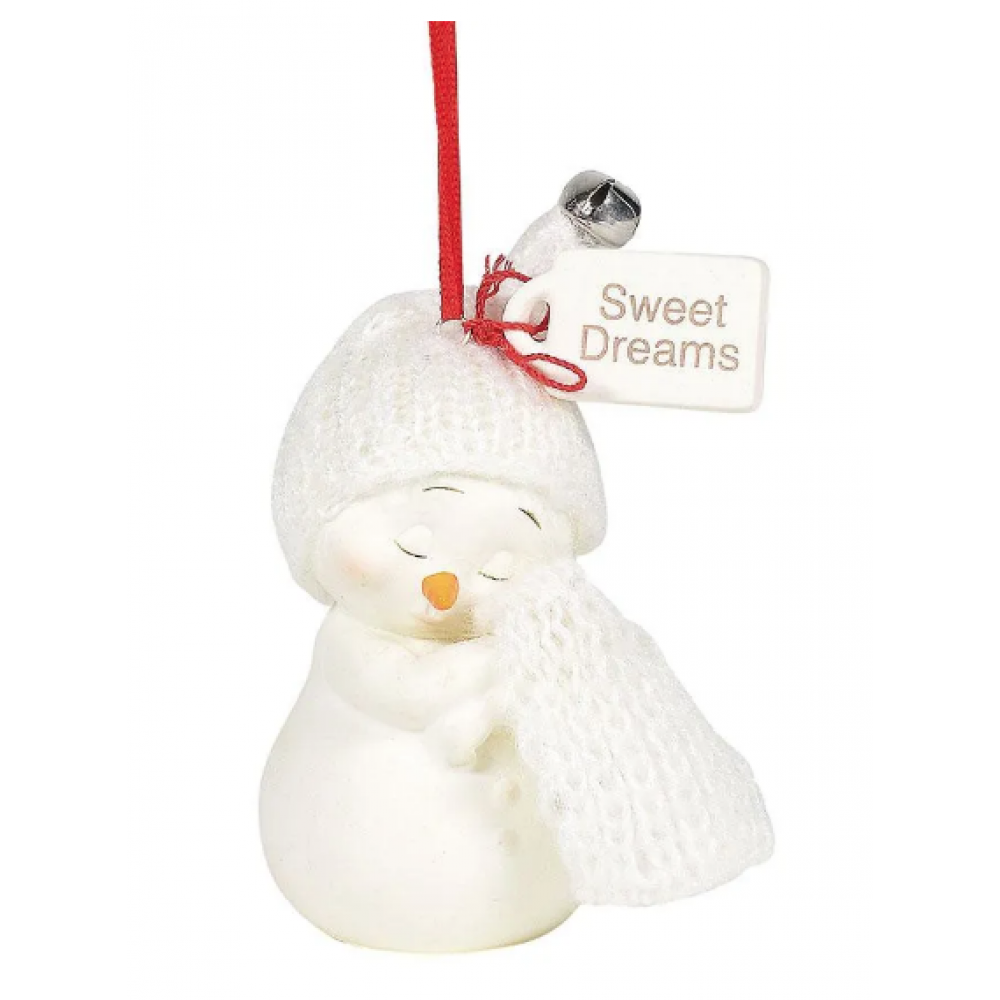 Ornament - Snowpinions - Sweet Dreams Baby