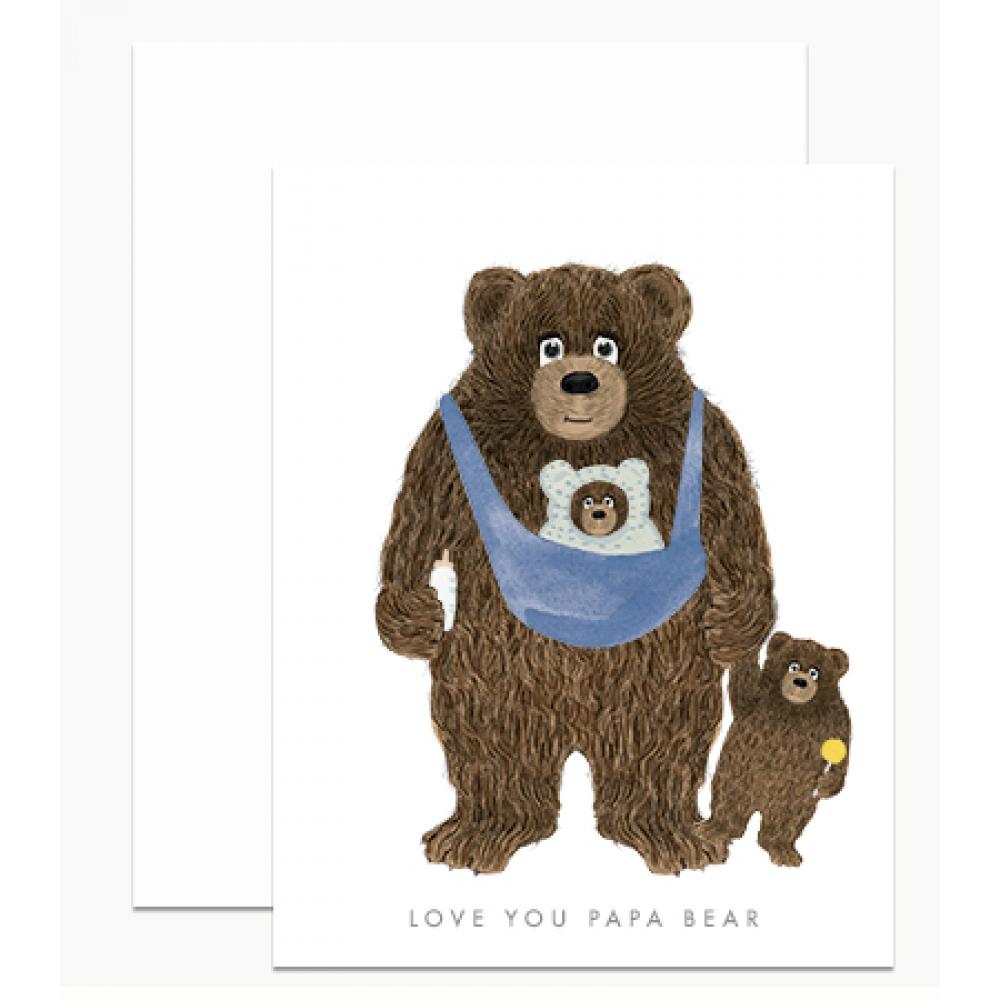 Fathers Day - Papa Bear