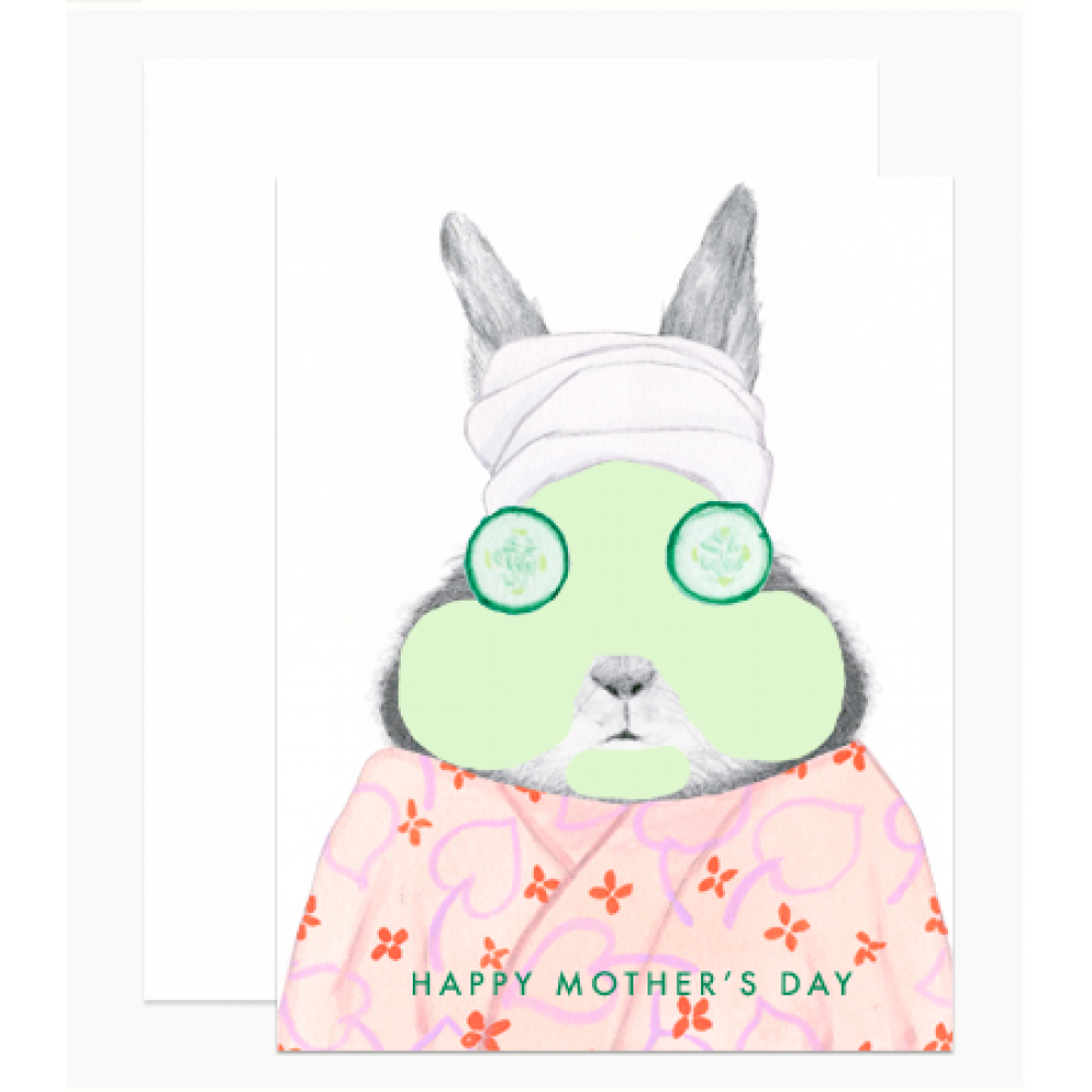 Mothers Day - Mom Bunny Spa
